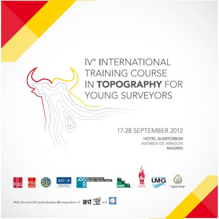 4th International Training Course in Topography for Young Surveyors