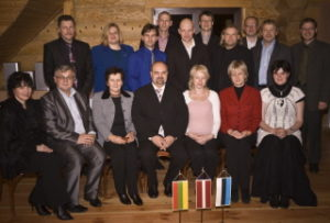 The first Baltic Surveyors Meeting was held on 6 November 2009