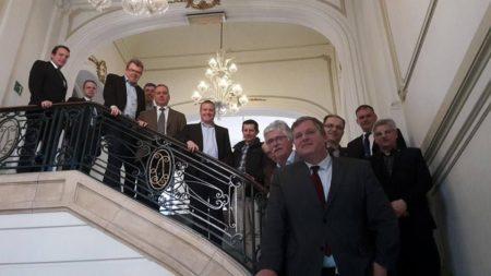 IG-PARLS meets in Brussels