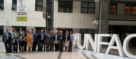 ILMS starts at the FAO in Rome
