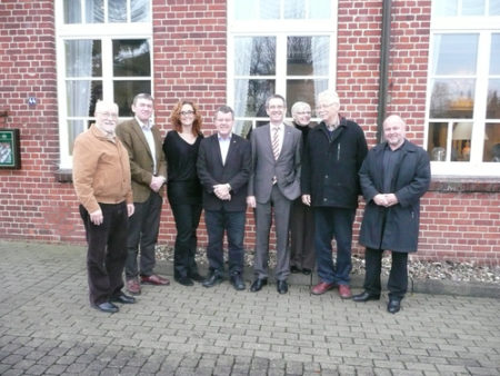 CLGE Executive Board met in Siek (DE)