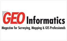 Get a free subscription to GeoInformatics