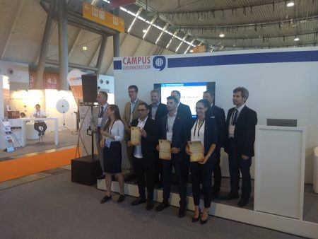 Results of the CLGE Students' Contest 2019