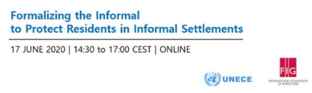 Webinar: e-Launch of the Guidelines for the formalisation of informal constructions