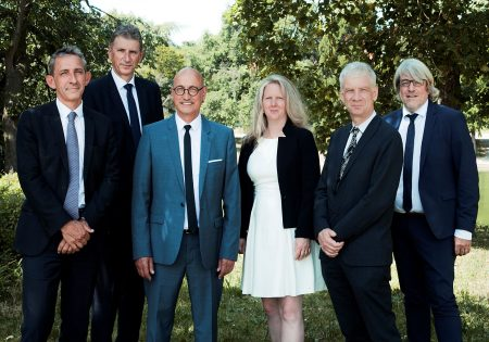 French Order of Surveyors elects a new President
