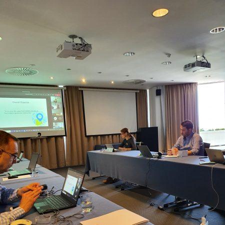 Cavtat (HR), 4 September 2021 CLGE and EUROGI consider a closer cooperation
