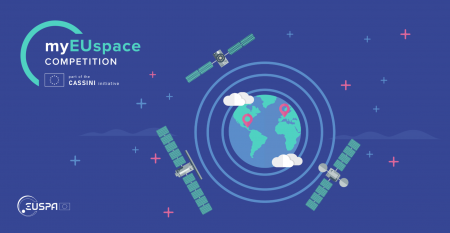 CLGE supports the EUSPA competition myEUspace